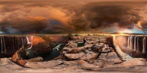 Victoria Falls, ese milagro de la naturaleza