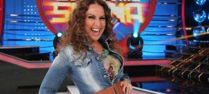 Mónica Naranjo presentadora de A Bailar, de Antena 3